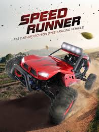 JJRC Q46 SPEED RUNNER 1:12 4WD RC Off-road Car - $78.99 Free ... Rc 4wd Rock Climber Truck 118th 24ghz Digital Propotion Control Awesome Bumpside F100 44 Off Road Cars And Trucks Team Associated Rc Car 24ghz Crawler Rally 4wd 118 Scale Top Race Tr130 24 Ghz Batteries Remote 112 Full Proportional High Speed Desert Offroad Monster Wheel 4x4 Brushless Metal Chassis Terrain Dune Buggy Rechargeable 20 Mph Gizmovine 18428b Offroad Sacle 24ghz Wltoys 18405