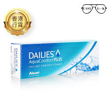Alcon DAILIES AquaComfort PLUS 1Day Contact Lens 87 P 100