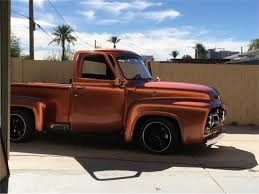 1955 Ford F100 For Sale | ClassicCars.com | CC-1178606 1955 Ford F100 For Sale Near Cadillac Michigan 49601 Classics On 135364 Rk Motors Classic Cars Sale For Acollectorcarscom 91978 Mcg Classiccarscom Cc1071679 Old Ford Trucks In Ohio Average F500 Truck In Frisco Tx Allsteel Restored Engine Swap F250 Sale302340hp Crate Motorbeautiful Restoration Rare Rust Free 31955 Track Cab Enthusiasts Forums 133293