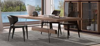 Natuzzi Collections Dining Tables Phantom