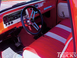 100 1965 Chevy Truck 44 Awesome Classic Interiors Chevrolet