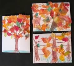 Fall Arts And Crafts For Kindergarten