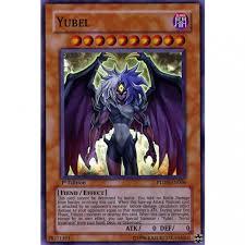 Yugioh Yubel Deck 2014 by Yubel Ptdn En006 1st Edition Yu Gi Oh Card