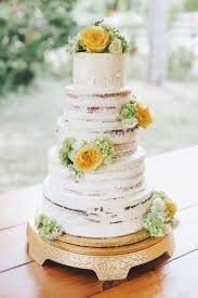 Wedding Cake Cakes Rustic Lovely Bunting To