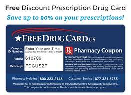 Walgreens Pharmacy Discount Prescription Card - Savings On ...