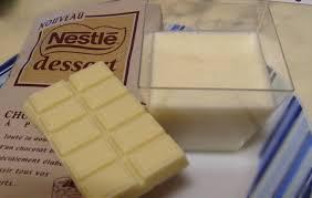 mousse au chocolat blanc nestlé foodista