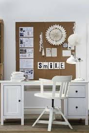 Ikea Hemnes Desk White by My New Office Corner Hemnes Desks And Office Spaces