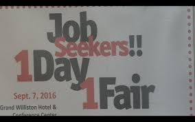 100 Truck Driving Jobs In Williston Nd Job Service ND Holds Annual Job Fair In