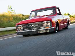 1969 GMC C10 - Marriage Breaker - Truckin Magazine