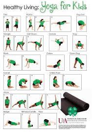 Best 25 Kids Yoga Poses Ideas On Pinterest