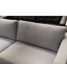 Karlstad Three Seat Sofa Bed Cover by Ikea Karlstad 3 Seat Sofa Cover Knisa Light Gray Slipcover Similar