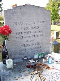 Tombstone Sayings For Halloween by Why Is F Scott Fitzgerald Buried In A Strangely Unremarkable Place