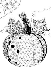 Scary Halloween Pumpkin Coloring Pages by Coloring Page Halloween Pumpkin Halloween 5 Free
