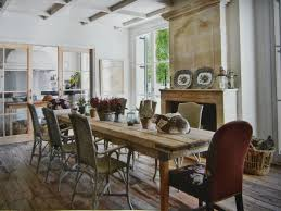 Rustic Dining Rooms Ideas For Small Rm