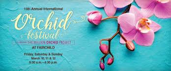 Coconut Grove Halloween Festival by Orchid Festival At Fairchild Tropical Garden Miami Fl