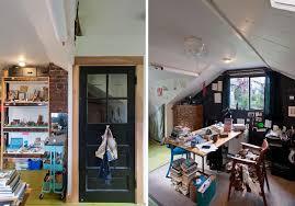 100 Pinterest Art Studio Inside Ist Lenka Claytons Attic In Polish Hill Carnegie