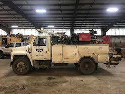 100 International Military Trucks 1986 1700 Mechanic Service Truck For Sale Fall