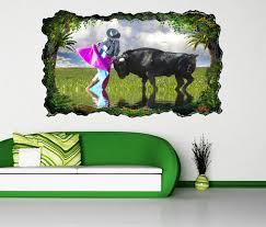 3d wandtattoo matador kuhkf sport kuh stier spanisch selbstklebend wandbild wandsticker wohnzimmer wand aufkleber 11o759 wandtattoos und