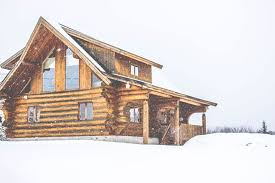 104 Wood Homes Magazine Handcrafted Log A Breakdown Of Styles And Construction Hunting