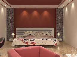 choose fresh bedroom wall decor with delightful and colorful