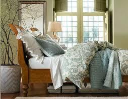 Blue bedroom designs pottery barn bedroom bedding ideas urban