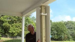 Restoration Millwork Column Wraps Front Porch Column