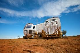 100 Desert Rat Truck Center Rapid Prototyping And Analog Testing For Human Space Exploration