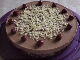 kuchen ohne backen schwarzwälder kirsch torte