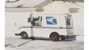100 Usps Truck Tracker Postal Service Suspends Deliveries Thursday
