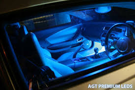 Car Interior LED Replacement Kit Red Blue Amber White $34 95