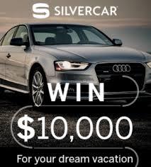 silvercar win the perfect summer getaway worth 10 000