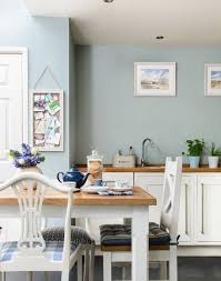 Duck Egg Blue Walls Need Country Kitchen Decorating Ideas Take A Look At This 439