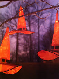 Grandin Road Halloween Haven by I Love These Witch Hat Lights Grandinroad Halloween Haven