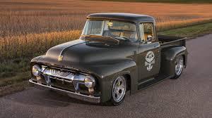 100 Brothers Classic Trucks Ringbrothers Bring 1956 Ford F100 Restomod To SEMA