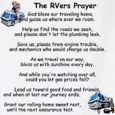 RVers Prayer RV Happy Hour