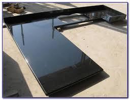 24x24 Black Granite Tile by Black Galaxy Granite Tile 24x24 Tiles Home Design Ideas