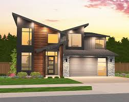 100 Contemporary Modern House Plans Exemplar Plan Two Story Home Design