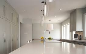 Kitchen Island Lighting Ideas hanging Light contemporary Kitchen