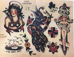 Small Tattoo Sailor Jerry Ideas Ink And Rose Tattoos