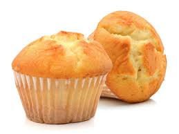vanille pudding muffins