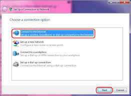 Nextech Cable Help Desk by Windows 7 Setting Up A Pppoe Connection