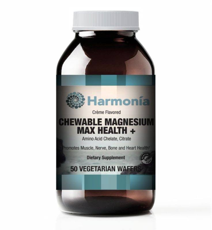 Harmonia Chewable Magnesium Total Health