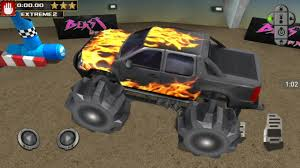 100 3d Monster Truck Games Racing 3D Parking Video