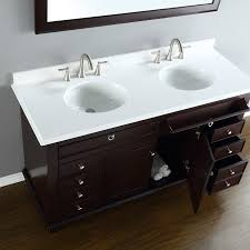 Double Sink Vanity Top by Mayfield 60
