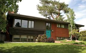 100 Bilevel Home MidCentury Modern At Arapahoe Acres In Englewood Colorado