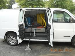 Carpet Cleaning Van | Masimes