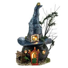 Dept 56 Halloween Village List by Amazon Com Department 56 Snow Village Halloween Toads And Frogs
