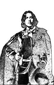 Oscar Wilde As He Looked During His Visit To California In 1882