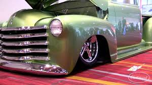 100 48 Chevy Truck Amazing Truck At SEMA 2014 Eastwood YouTube
