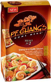 Pf Changs Menu
